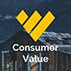 Consumer Value Pitch Deck Keynote Tempate - GraphicRiver Item for Sale