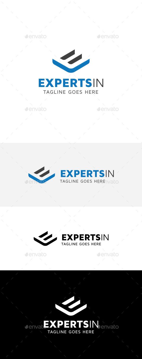 E Letter Logo - Letters Logo Templates