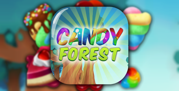 Candy Forest - match 3. html5            Nulled