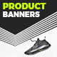 Product Banners - GraphicRiver Item for Sale