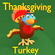 Thanksgiving Turkey Character - 3DOcean Item for Sale