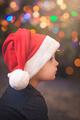 Cute Christmas boy portrait - PhotoDune Item for Sale