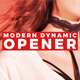 Modern Dynamic Opener - VideoHive Item for Sale
