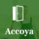 Accoya - Windows and Doors Services HTML Template - ThemeForest Item for Sale