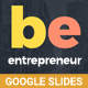 Entrepreneur Google Slides - GraphicRiver Item for Sale
