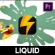 Liquid Elements And Transitions - VideoHive Item for Sale