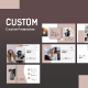 Custom Creative - Google Slide Template - GraphicRiver Item for Sale