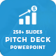 Pitch Deck - CLean Business Powerpoint Template 2019 - GraphicRiver Item for Sale