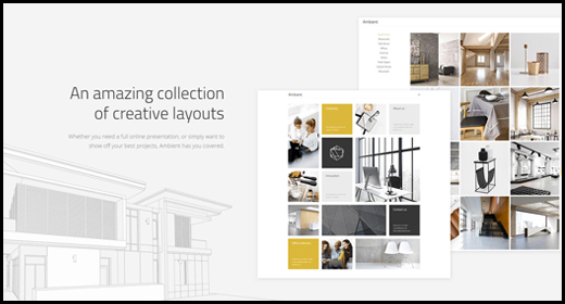 Architecture WordPress Themes