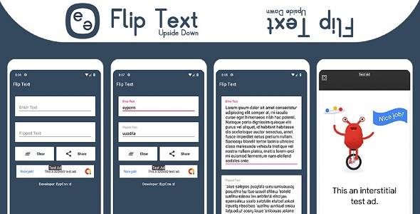 Flip Text - CodeCanyon Item for Sale