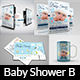 Baby Shower Party Bundle - GraphicRiver Item for Sale