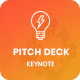 Startup X - Professional Pitch Deck Keynote Template 2019 - GraphicRiver Item for Sale
