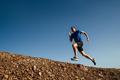dynamic running uphill - PhotoDune Item for Sale