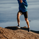 man runner run steep mountain  - PhotoDune Item for Sale