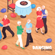 Active Elderly People Background - GraphicRiver Item for Sale