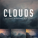 Clouds Sky Backgrounds - GraphicRiver Item for Sale