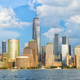 Manhattan skyline panorama - PhotoDune Item for Sale