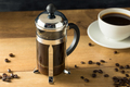 Warm Homemade French Press Coffee - PhotoDune Item for Sale