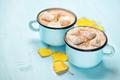 Autumn hot cocoa cups - PhotoDune Item for Sale