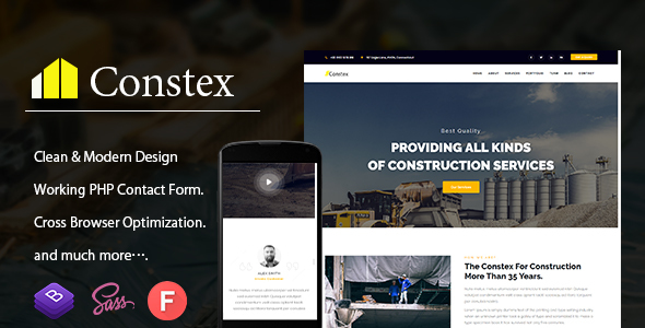 Constex - Construction Building Company