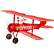 Santas Plane Christmas Card - VideoHive Item for Sale