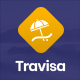 Travisa - Travel & Tours PSD Template - ThemeForest Item for Sale