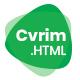 Cvrim - CV Resume Virtual vCard Portfolio HTML5 Template - ThemeForest Item for Sale