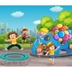 Children Playing in Playground - GraphicRiver Item for Sale