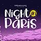 Night in Paris - GraphicRiver Item for Sale