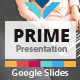 Prime Google Slide Presentation Template - GraphicRiver Item for Sale