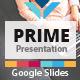 Prime Google Slide Presentation Template - GraphicRiver Item for Sale