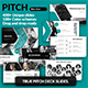 Bee Hive - Pitch Deck Presentation Template - GraphicRiver Item for Sale