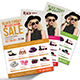 Product Promotion Flyer Templates - GraphicRiver Item for Sale