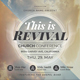 This is Revival - Church Conference Flyer Template - GraphicRiver Item for Sale