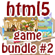 HTML5 Game Bundle #02 (jmneto) - 08 Construct 2 HTML5 Games - CodeCanyon Item for Sale