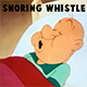 Snoring Whistle
