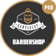 Gentlecut - Barbershop and Hairdressers PSD Template - ThemeForest Item for Sale
