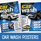 Car Wash Poster / Flyer Template - GraphicRiver Item for Sale