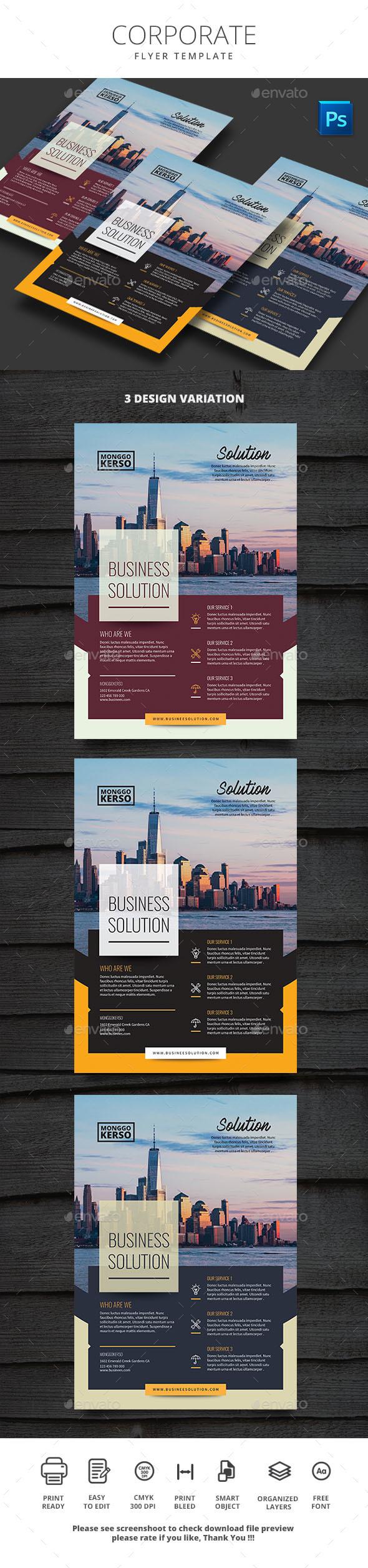 Corporate - Corporate Business Cards