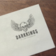Dark king Logo Template - GraphicRiver Item for Sale