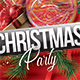 Xmas Party Christmas Flyer - GraphicRiver Item for Sale
