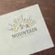 Mountain Logo Template Volume - 3