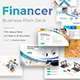 Finaner Pitch Deck 3 in 1 Bundle Keynote Template - GraphicRiver Item for Sale
