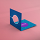 Free Download Christmas Card Mockup Nulled
