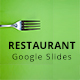 Restaurant Google Slide Presentation Template - GraphicRiver Item for Sale
