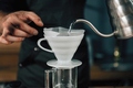 Barista Making Drip Coffee - PhotoDune Item for Sale