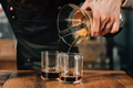 Barista Pouring Chemex Coffee - PhotoDune Item for Sale