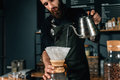 Barista Making Chemex Coffee - PhotoDune Item for Sale