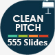 Clean Pitch Keynote Presentations Bundle - GraphicRiver Item for Sale