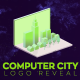 Computer City Logo Reveal - VideoHive Item for Sale
